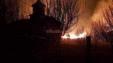 Photo of Incendiu devastator, la Pâclele!