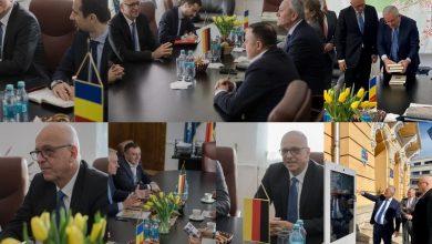 Photo of Ambasadorul Germaniei, în vizită la Primăria Buzău