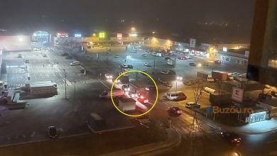 Photo of VIDEO: Drifturi la Kaufland Buzău / Poliția a trimis 5 echipaje