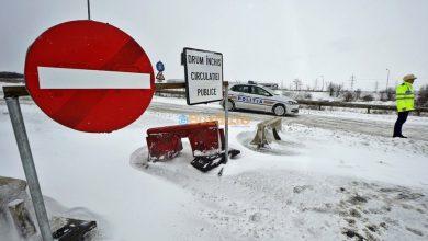 Photo of Toate drumurile naționale din Buzău au fost ÎNCHISE