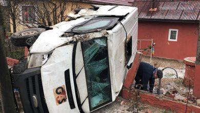Photo of Buzoian, accident cu o dubă de transport valori. Cinci răniți