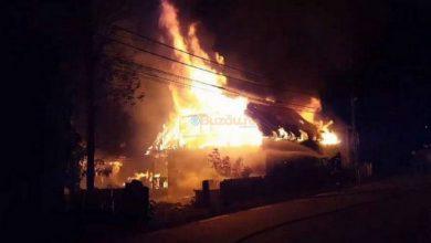Photo of Casă în flăcări / Femeie găsită moartă