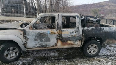 Photo of EXCLUSIV: O mașină Romtelecom s-a făcut scrum, în plină noapte