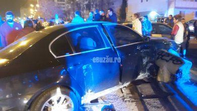 Photo of ACUM, la Kaufland: Mașini făcute praf, șofer băut!