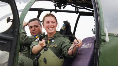 Photo of FOTO: O zi de nota 10 pentru tinerii piloți Simona și Alexandru!