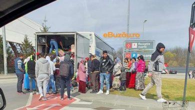 Photo of Alertă, la Kaufland Eroilor! Autocar oprit de poliție