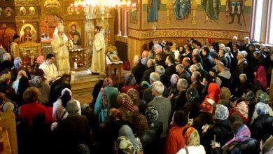 Photo of Slujbele religioase în interiorul bisericilor au fost interzise