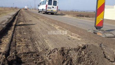 Photo of Au început lucrările pe un important drum din Buzău! (video)