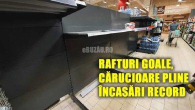 Photo of Hypermarket din Buzău: 65.000 de euro într-o singură zi!