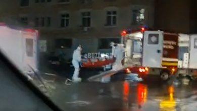 Photo of VIDEO: Pacient adus cu izoleta, la Spitalul Județean de Urgență Buzău