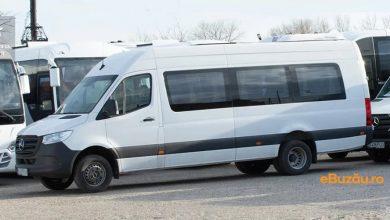 Photo of Îngrijorare, după ce acest microbuz a trecut prin Buzău