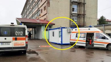 Photo of Încă un suspect de coronavirus, introdus în modulul din curtea spitalului!