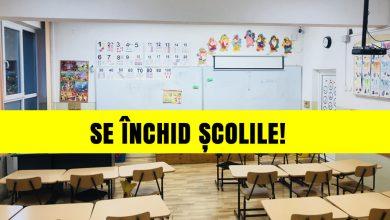Photo of Școlile din România se închid până pe 22 martie!