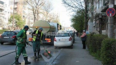 Photo of Străzile din Buzău vor fi spălate cu dezinfectant