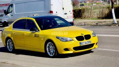 Photo of De astăzi, îl veți găsi în taxiurile din Buzău