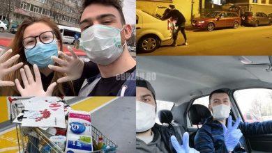 """Photo of Voluntarii """"livratori"""" ajută comunitatea buzoiană pe timpul coronavirusului"""